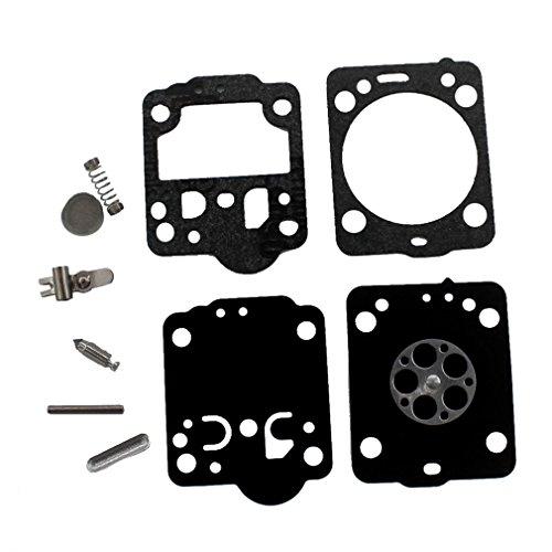 Aisen carburateur Kit de réparation de membrane pour Husqvarna 235 236 240 435 Tronçonneuse Zama RB-el41 a 149 C1t, c1t-w33 a W33, c1t, c1t-W33B, c1t w33 C carburateur