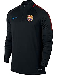 Nike FCB M NK Dry Dril SQD Sudadera FC Barcelona bd0846689d1