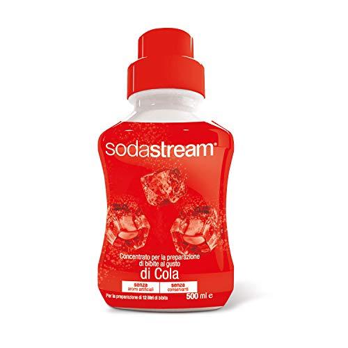 Sodastream Concentrato per la preparazione di bibite al gusto di Cola 500ml