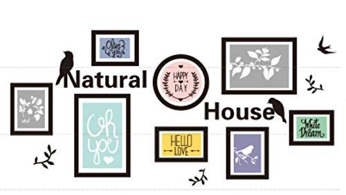 JIAJ Zebra Zimmer Schlafzimmer Dekoration Persönlichkeit Kreative Wandaufkleber 3D Aufkleber Europäischen Nacht Wandaufkleber Selbstklebende (Zebra-zimmer-dekorationen)