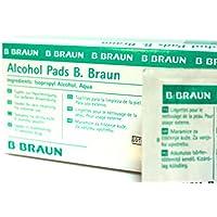 Alkoholtupfer von B. Braun 100 Stück preisvergleich bei billige-tabletten.eu