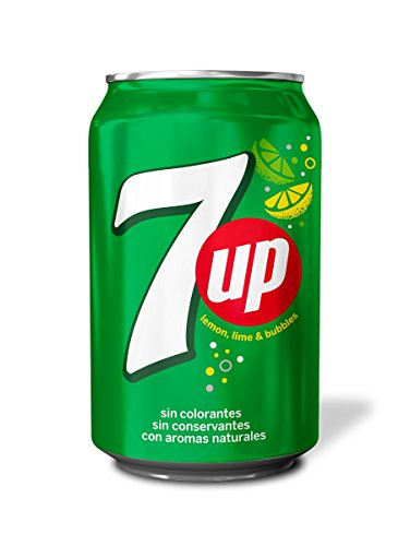 7 Up refresco de Limón y Lima - 33 cl