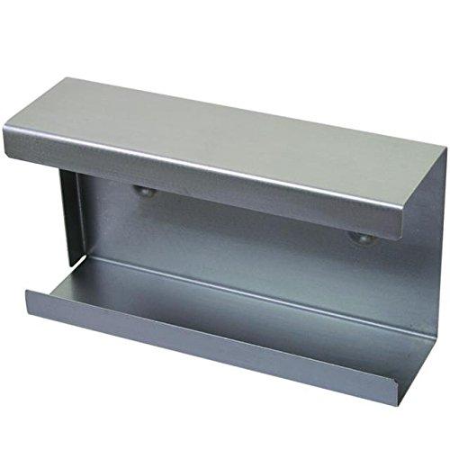 Handschuhboxenhalter Edelstahl, 250x130x75mm