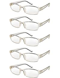Amazon.es: Transparente - Monturas de gafas / Gafas y ...