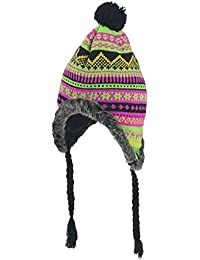 Amazon.it  Cappello peruviano - Verde   Uomo  Abbigliamento c872aebdec22
