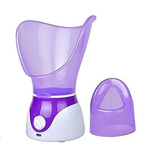 ZSTmei Gesichtssauna Dampf Inhalator Facial Steamer Porenreiniger Hot Nebel Gesichtsdampfer Poren Moisturizing Reinigung Multifunktional Hautpflege