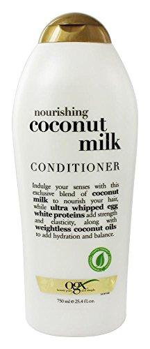 Organix - balsamo nutriente latte di cocco - 25,4 oz.