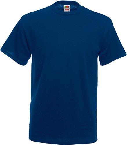 Preisvergleich Produktbild T-Shirt 'Heavy Cotton T' XXL, Navy