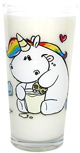 Pummeleinhorn - Milchglas Milk to my Cookie, 350ml