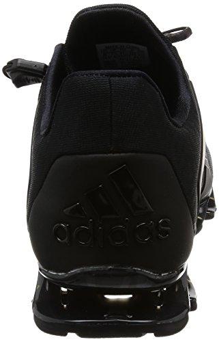 adidas Springblade Solyce M, Chaussures de Running Homme Nero (Negbas/Negbas/Negbas)