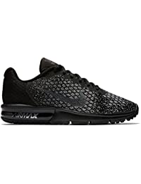 size 40 ce954 77322 NIKE Wmns Nike Air Max Sequent 2 – Black Mtlc ...