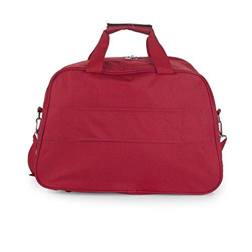 ITACA - I52845 TASCHE, Color Schwarz rot