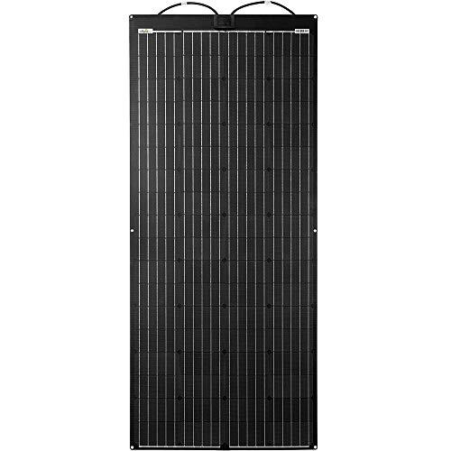 Características técnicas de la serie PCB-ETFE. 50 W - 180 W de potencia nominal, alta eficiencia y tecnología de 5 bares. - Equipado con células solares monocristalinas de grado A ACM 156 de Solarworld. - Mayor compatibilidad con el calor en comparac...