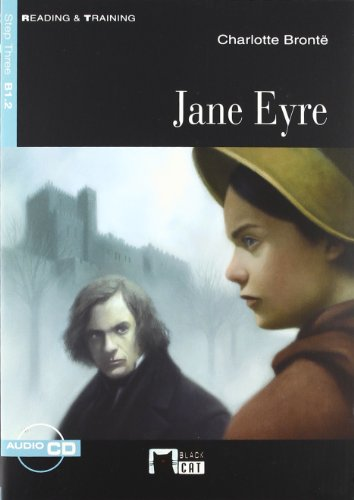 Jane Eyre+cd N/e (Black Cat. reading And Training)