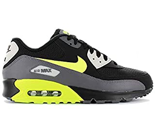 Nike Men's Air Max 90 Essential Gymnastics Shoes, Dark Grey/Volt/Black/Light Bon 015, 8 UK (B07DCQ2C99) | Amazon price tracker / tracking, Amazon price history charts, Amazon price watches, Amazon price drop alerts