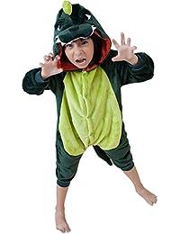 UDreamTime Los niños Homewear Sleepsuit Animal Pijamas cosplay
