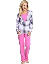 Be Mammy Mujer Lactancia Pijamas Dos Piezas Claudia
