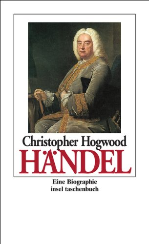 Georg Friedrich Händel (insel taschenbuch)