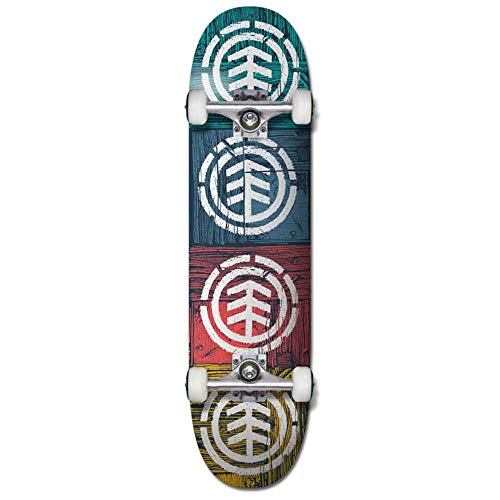 Element Skateboard Complete Deck Sylvan 8.0'' Complete (Deck Skateboard Element)