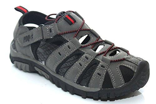PDQ ,  Jungen Sneaker Low-Tops Grau