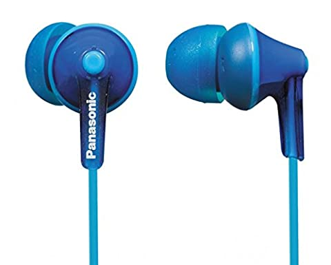 Panasonic HJE126E/A In-Ear Headphones Blue