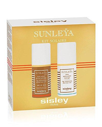 Sisley Pflege Sonnenpflege Sunleÿa Sun Care Kit Age minimizing global sun care (SPF 15) 50 ml + Age minimizing after-sun care 50 ml 1 Stk. -