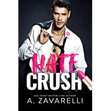 HATE CRUSH (English Edition)