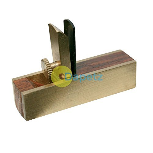 Daptez ® Mini Scraper Plane 80mm Woodwork Hobby DIY- Precision Detail Joinery