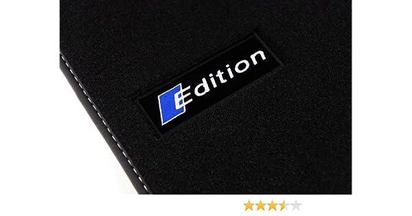 Lettrage et Coutures d/écoratives tuning-art EB101-FBA Edition Tapis de Sol avec liser/é