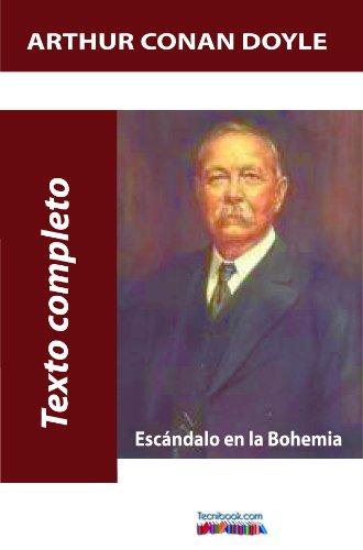 Escándalo en la bohemia por Arthur Conan Doyle