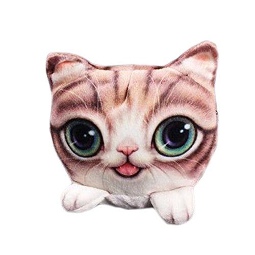 Bambú Carbón paquete muñeca coche desodorización desodorante Cute coche casa oficina rellena de juguete Cat-A03