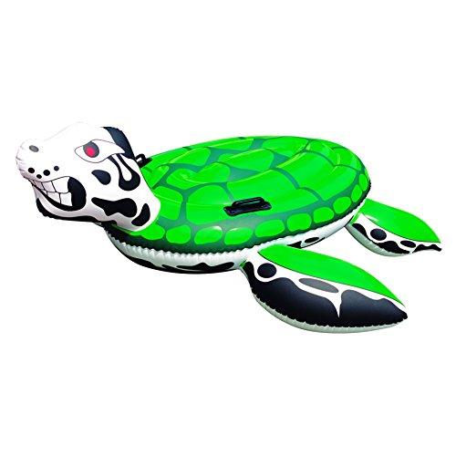 Bestway 41041 - Schwimmtier Schildkröte, ca. 147 cm, sortiert