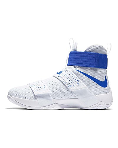 Nike  844374-164, espadrilles de basket-ball homme Blanc