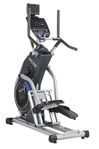MAXXUS CrossStepper CXS 9.2 - Stepper mit Neigungsverstellung der Laufschienen und beweglichen Handhebeln, Ganzkörpertraining, Muskelaufbau, Cardiotraining, Fitnesstraining