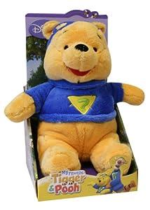 """Vivid Imaginations Disney 10""""mis Amigos Tigger y Winnie The Pooh-Winnie The Pooh"""