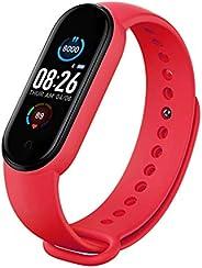 JINQII Sport Fitness Tracker M5 Orologio Polso Impermeabile IP67 Smartband Wristband Monitor Cardiofrequenzime