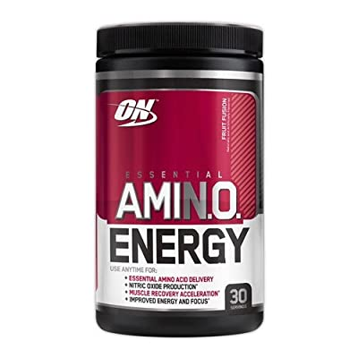 Optimum Nutrition Amino Energy Fruit Punch from Optimum Nutrition - NutWell