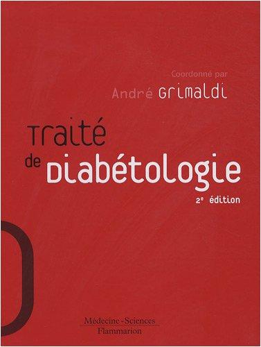 Traité de diabétologie