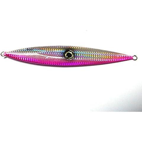 HENGJIA 350g/21.5CM metal aleación de plomo de pesca Hundimiento gancho Jigs para Mar/Ocean no gancho cebo artificial lb014,