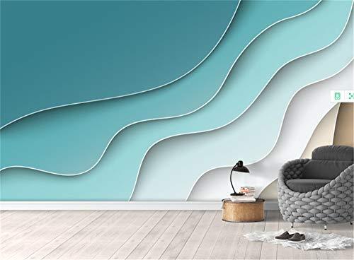 Addflower personalizzato in stile europeo 3d foto wallpaper parete 3d murales carta da parati astratta linea nordic divano semplice sfondo muro home decor, 400x280 cm (157,5 per 110,2 in)