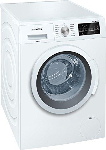 Siemens iQ500 WM14T420 iSensoric Waschmaschine A+++ / 1400 UpM / 7 kg / Weiß / VarioPerfect /...