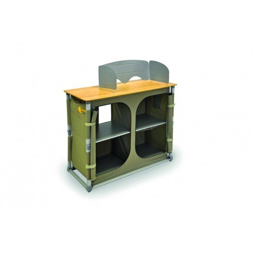 Mueble Cocina para camping Vector. Dimensiones: 100 x 49 x 82