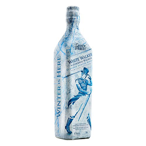 White Walker by Johnnie Walker Limitierte Edition Game of Thrones Blended Whisky (1 x 0.7 l)