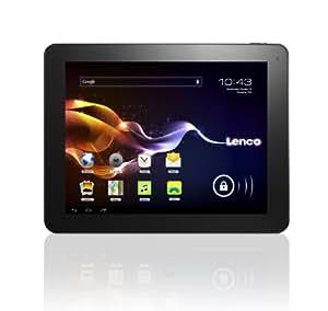 lenco tab 9702 tablette tactile 9 7 android noir amazon. Black Bedroom Furniture Sets. Home Design Ideas