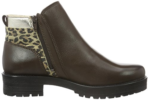 Marc Shoes Melissa, Stivaletti Donna Marrone (Braun (cafe-combi 00071))