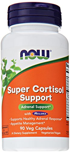 Now Foods, Super Cortisol Support, 90 Veg. Kapseln