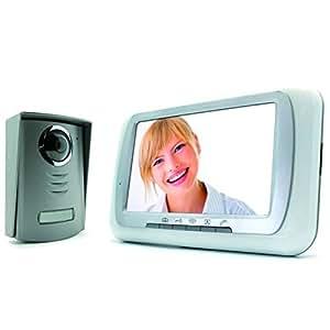 Avidsen - Videophone couleur 7' pas cher - 112164