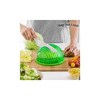 Quick Salad Maker Schüssel zum Waschen und Schneiden von Salat