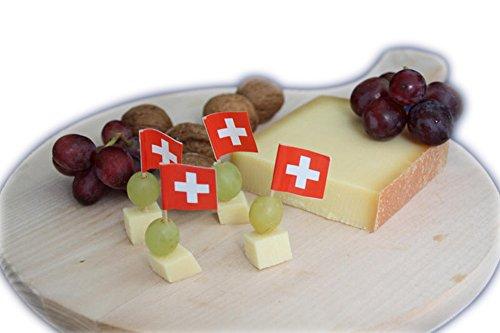 Preisvergleich Produktbild GRUYERE AOP schweizer Käsespezialität aus dem Jura rezent 7 Monate gereift ca.300g vakuumiert
