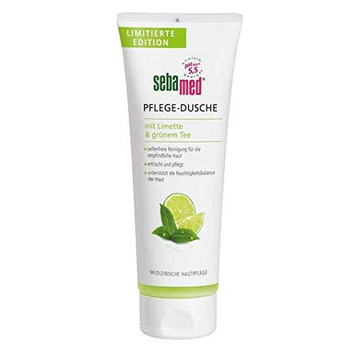 SEBAMED Pflege-Dusche mit Limette & grünem Tee 100 ml Duschgel (Grüner Tee Limette)
